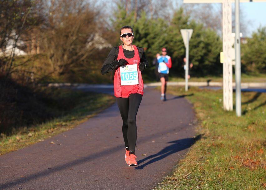Vintermaraton2018 - Kathrine Kvernmo damevinner på 10km (1280x915)