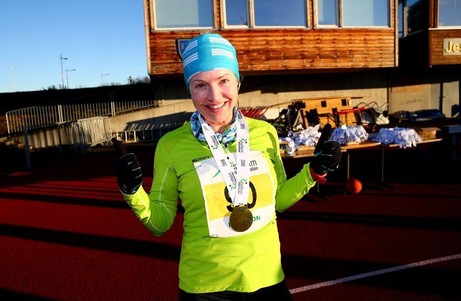 Vintermaraton2018 - Therese Falk med ny pers på maraton (1280x837)