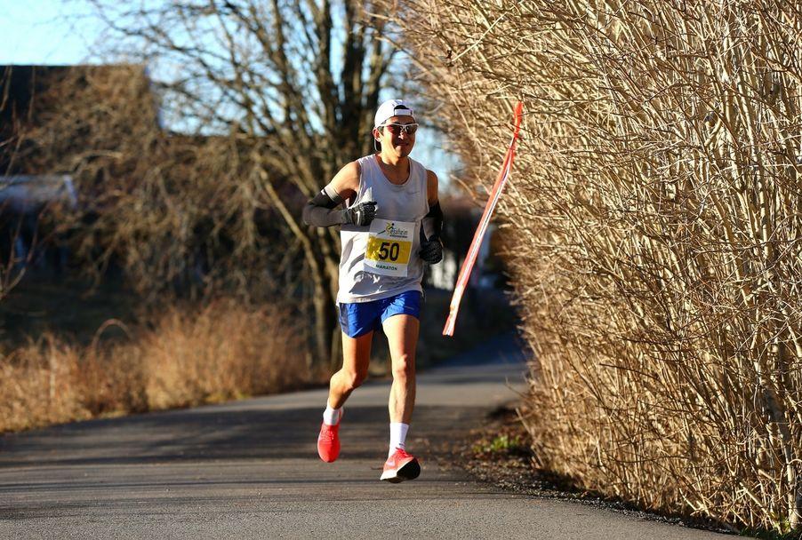 Vintermaraton2018 - Håkon Urdal herrevinner på maraton (1280x863)