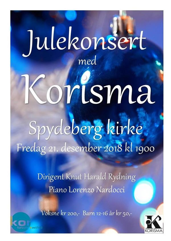 Julekonsert Korisma