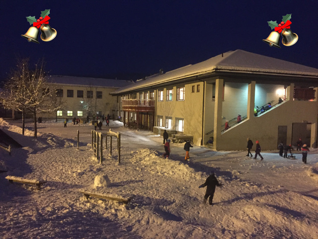 Jul Orkanger barneskole