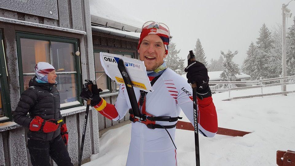 Lars Hol Moholdt, Wing OK vant H21. (Foto: Stein Arne Negård)