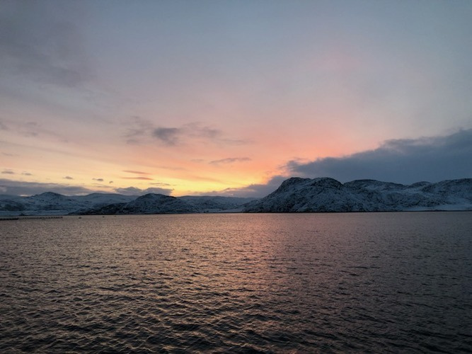 Skinnstakkvika i Ryggefjorden