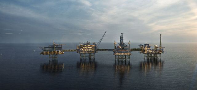 Credit - Illustration _ TRY -  Statoil - Johan Sverdrup Phase 1 crop