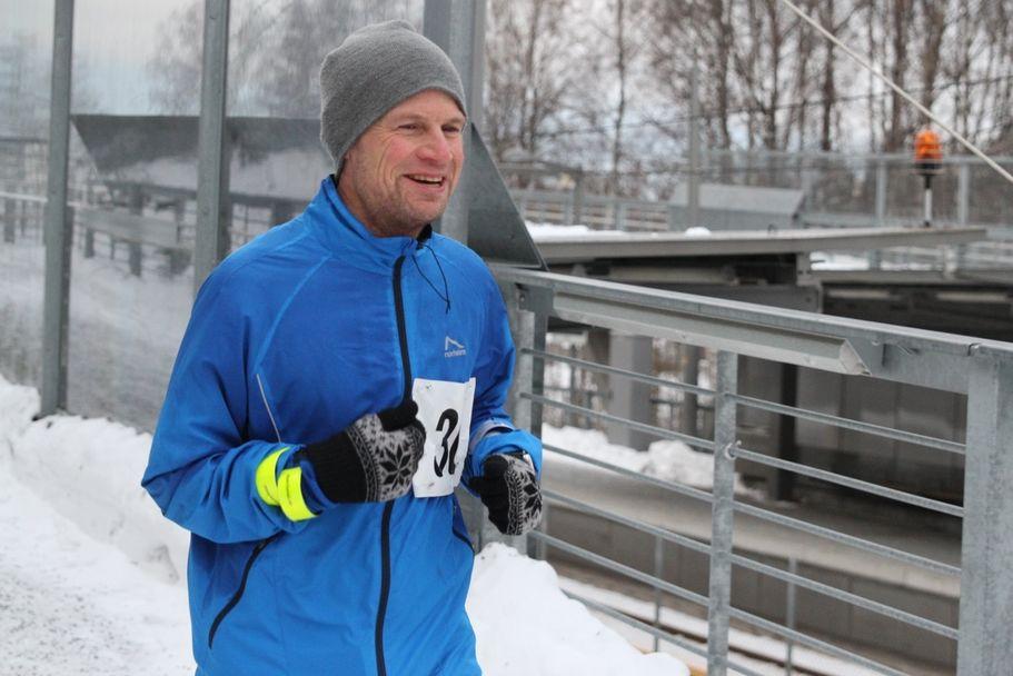 Bjørn Torjus Hansen. (Foto: Olav Engen)