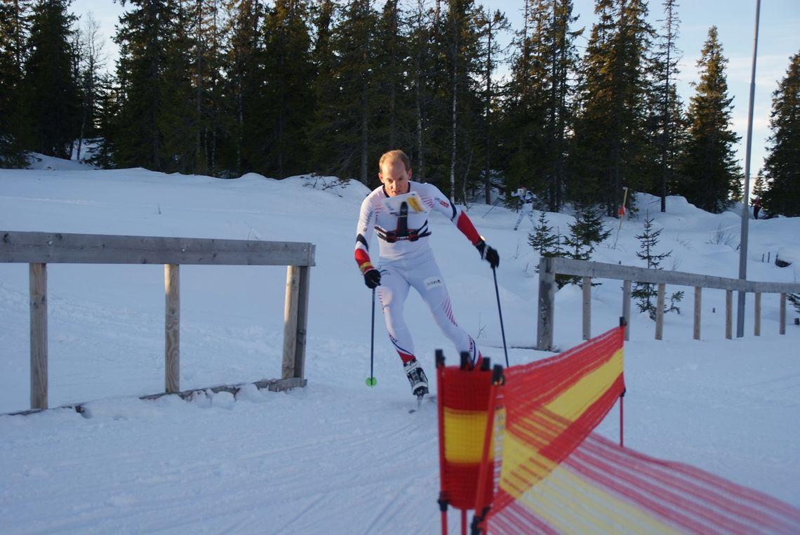 Vinner i H21 - Lars Hol Moholdt. (Foto: Stein Arne Negård)