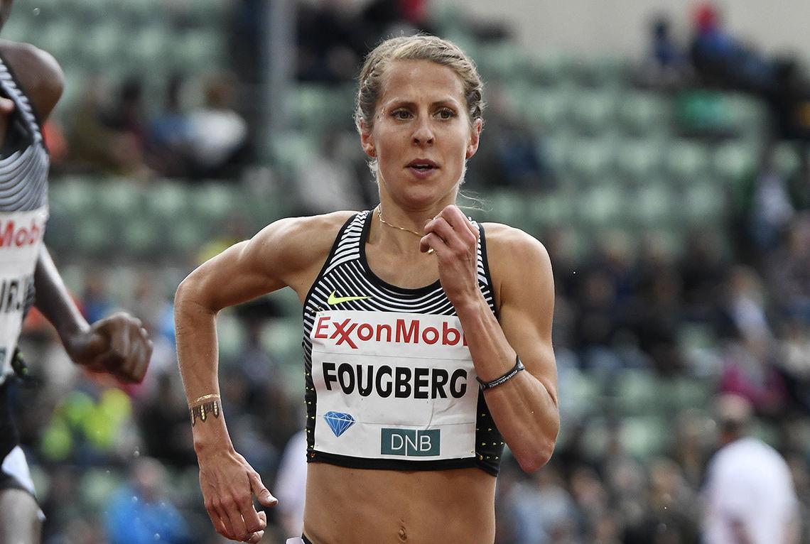 Den svenske hinderspesialisten Charlotta Fougberg har deltatt i både VM og EM i friidrett. På nyttårsaften vant hun Sylvesterloppet i Gøteborg. (Arkivfoto: Bjørn Johannessen)