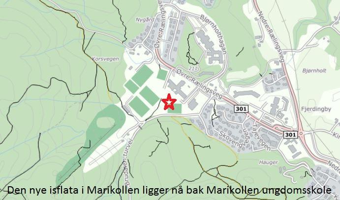 Kart for skøytebanen i Marikollen.jpg