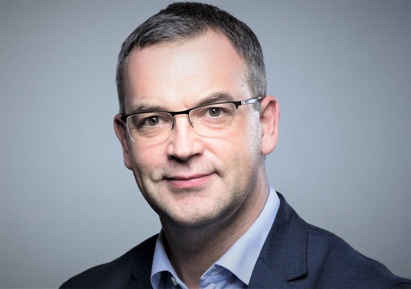 Portrett av Morten Dalsmo, konserndirektør SINTEF Digital