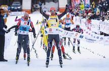 Andreas Nygaard først over mål