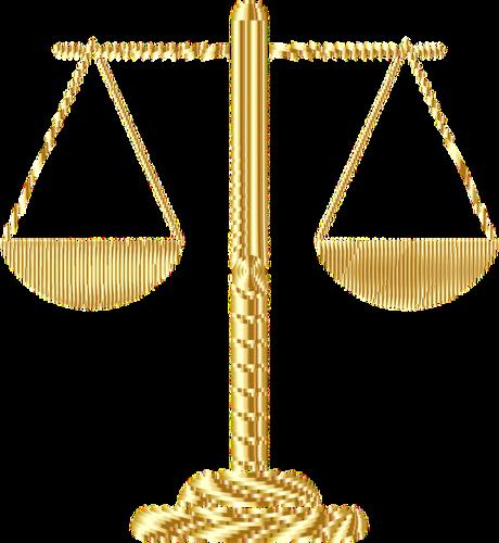 vektskål - dommer
