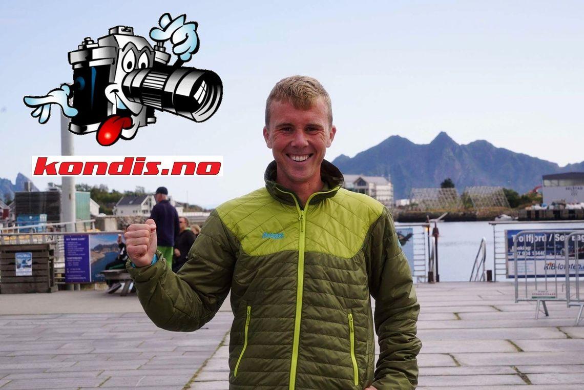 Erland Eldrup fra Bergen er bosatt i Bodø hvor han studerer idrett og folkehelse. Nå skal han også skrive for kondis.no.
