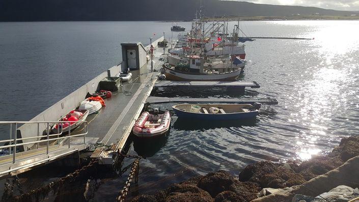 Smørfjord havn