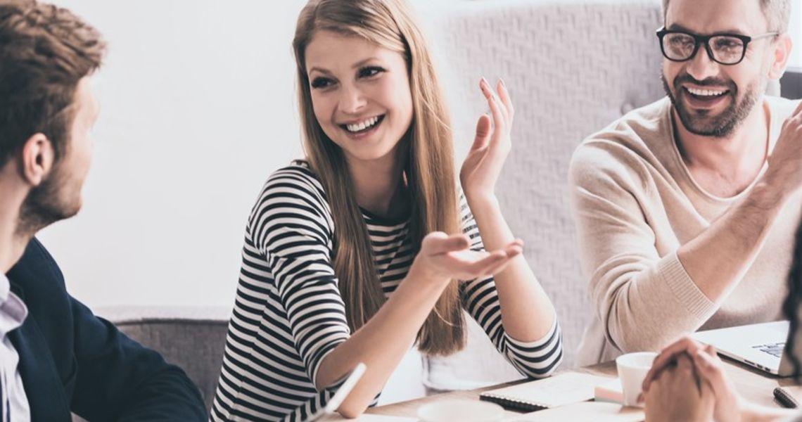 glader medarbeidere