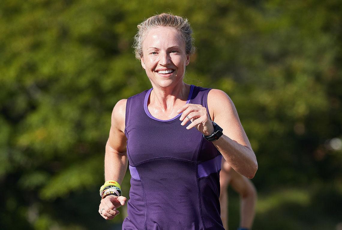3.02.02 lyder den nye maratonpersen til Therese Falk. (Arkivfoto: Stian Schløsser Møller)