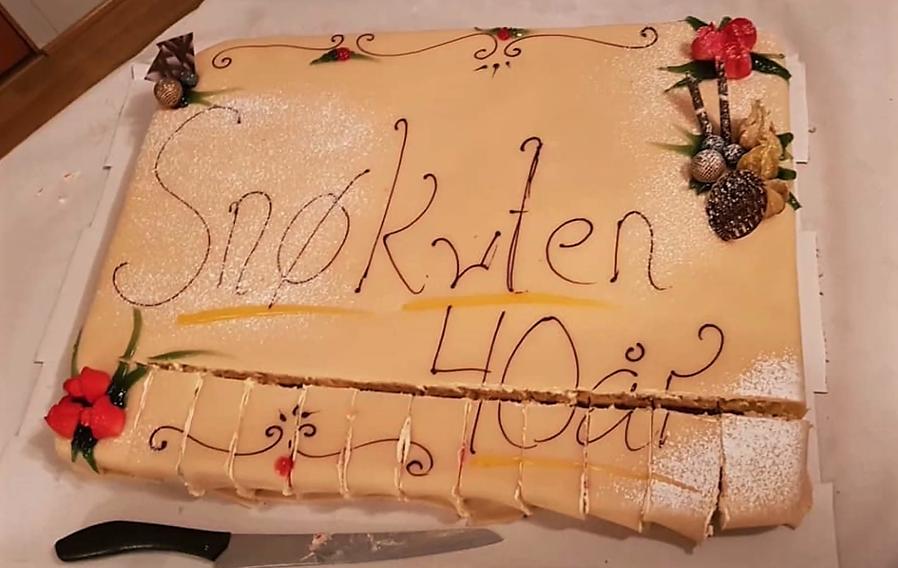 Snokut-kake