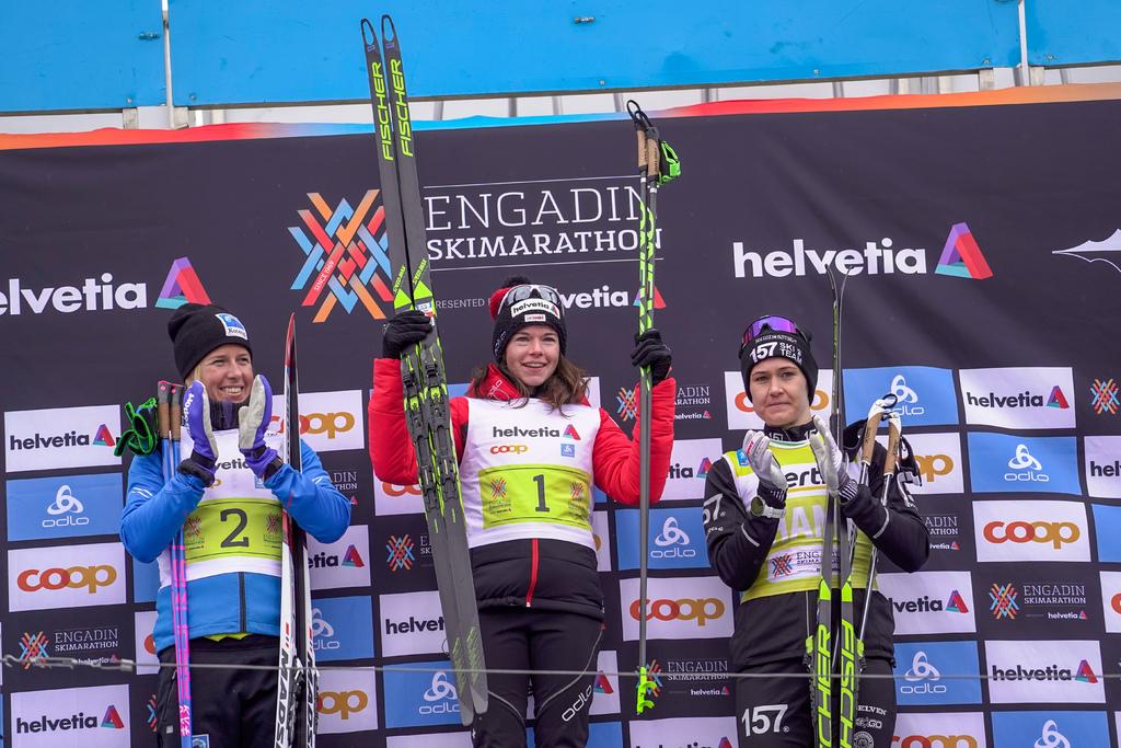 tor de ski 2019 damer vinnare