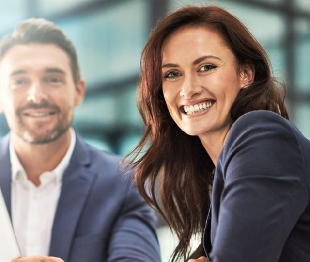 optimistisk leder