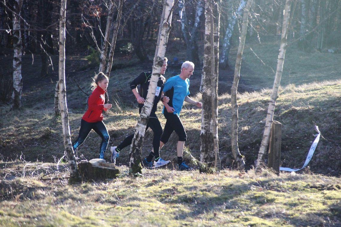 Fra første løp i Terrengkarusellen i 2019. (Foto: Guri Sæterlid)
