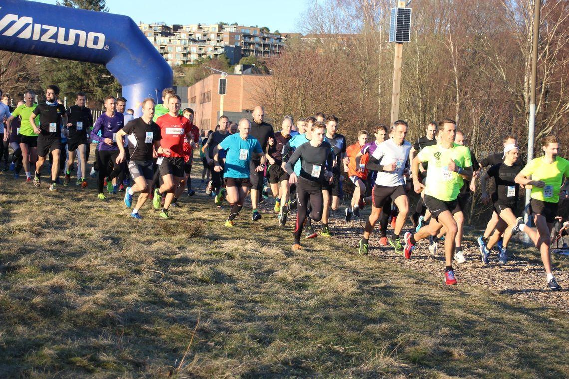 Sesongstart for Terrengkarusellen i Kristiansand utsettes til over påske. (Foto: Guro Sæterlid)