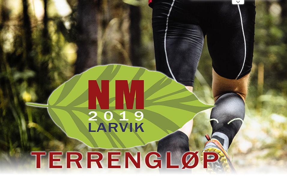Larvik Turn inviterer til norsk terrengmesterskap i Bøkeskogen. (Foto: arrangøren)