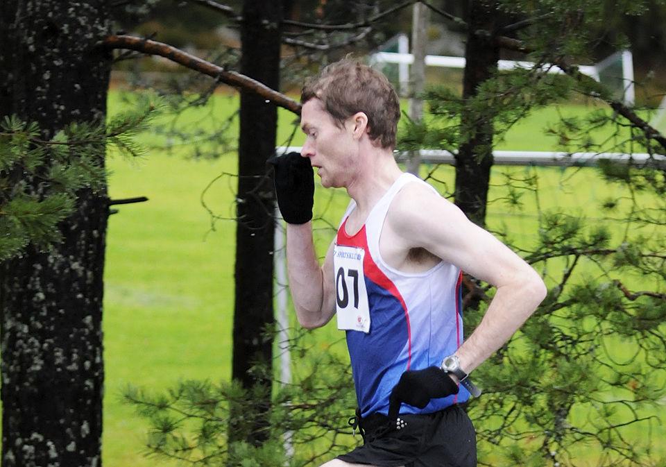 Til tross for skadeplager i oppkjøringa kunne Kristian Nedregård reise heim med sølvmedalje fra veteran-VM. (Arkivfoto: Bjørn Johannessen)