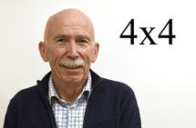 Jan Hoff er, sammen med Jan Helgerud, opphavsmannen til 4x4-treningen. Kondis har fått Hoff til å svare på 4 spørsmål om den mye omtalte treningsøkta. (Foto: Bjørn Johannessen)