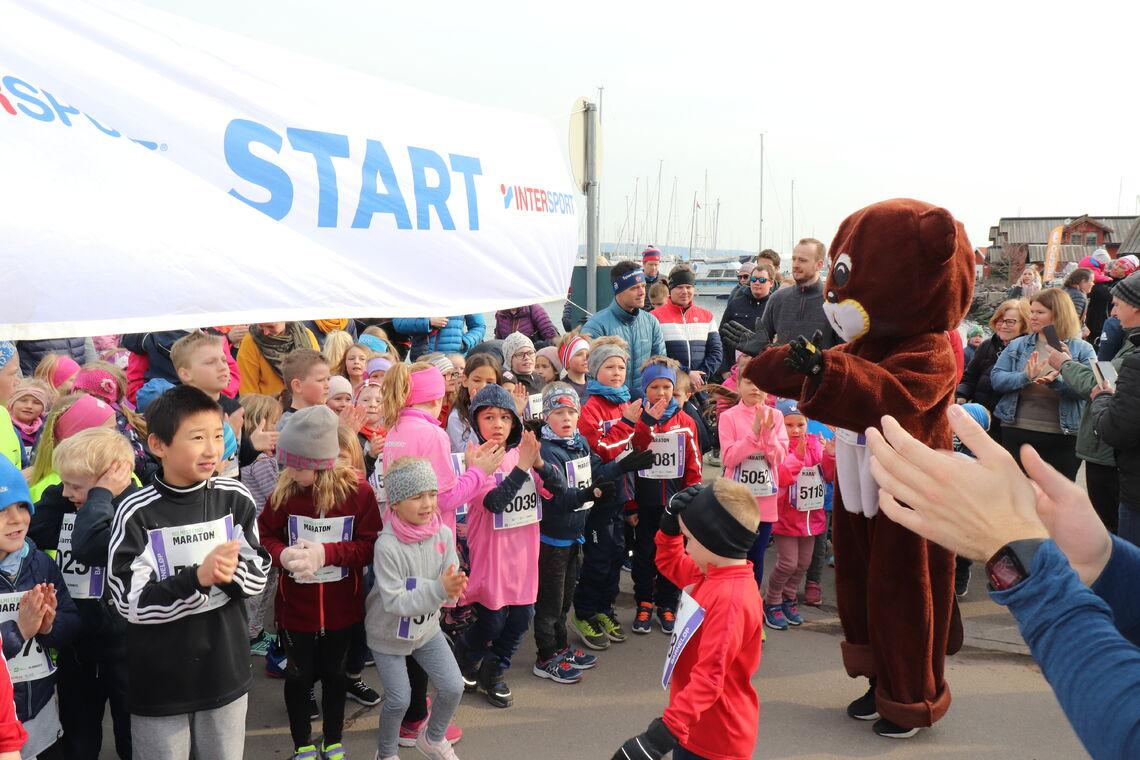 Holmestrand Maraton har besluttet å utsette løpet til 21. august i år. (Foto: Geir Einar Flathen)