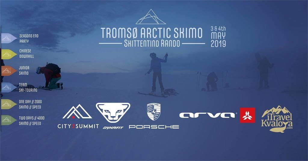 Tromsø Arctic Skimo – Verdens nordligste randonèeløp
