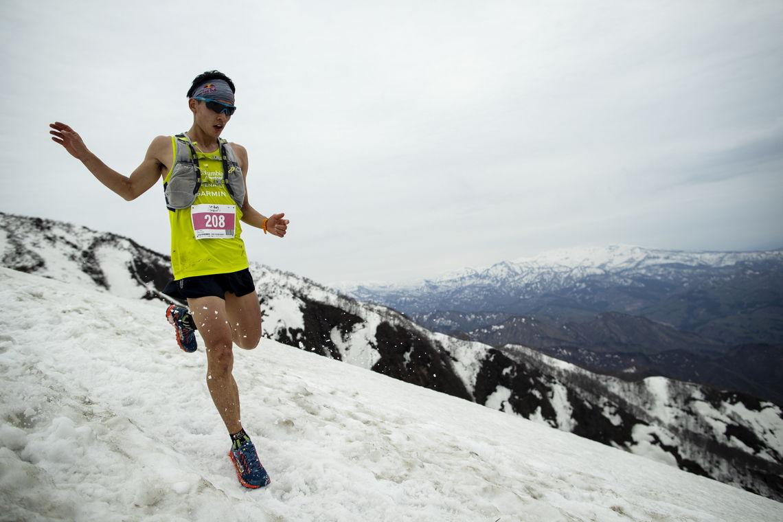 Ruy Ueda (JPN) vant Mt.Awa Skyrace (Foto: Arrangøren / Sho Fujimaki)