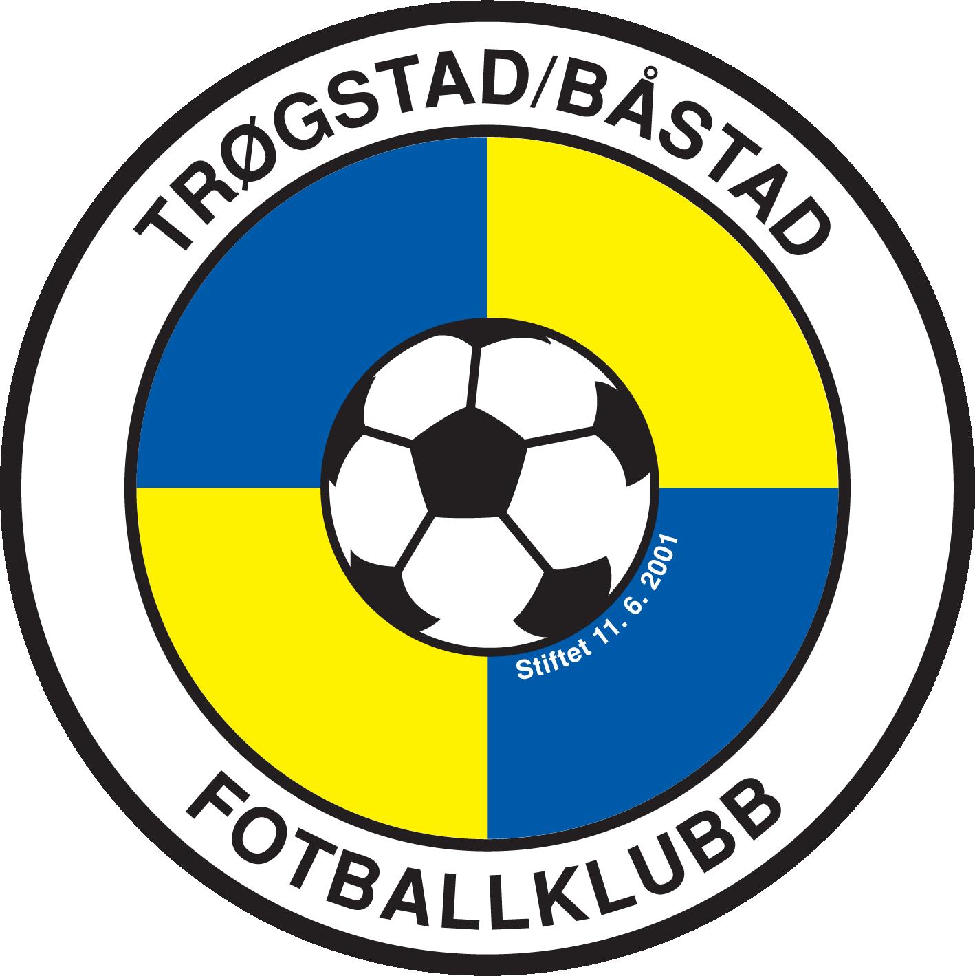 Logo Trøgstad/Båstad Fotballklubb