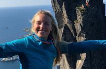 Ultraløper Sylvia Nordskar