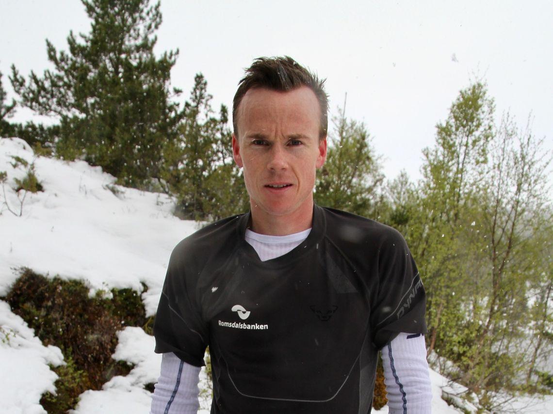 Johan Bugge har hatt en god treningsperiode og har holdt seg skadefri, noe som ikke var en selvfølge tidligere