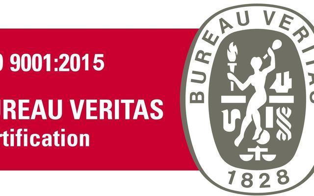 BV_Certification_ISO 9001-2015 logo