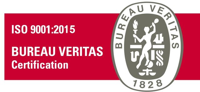 BV_Certification_ISO 9001-2015 logo