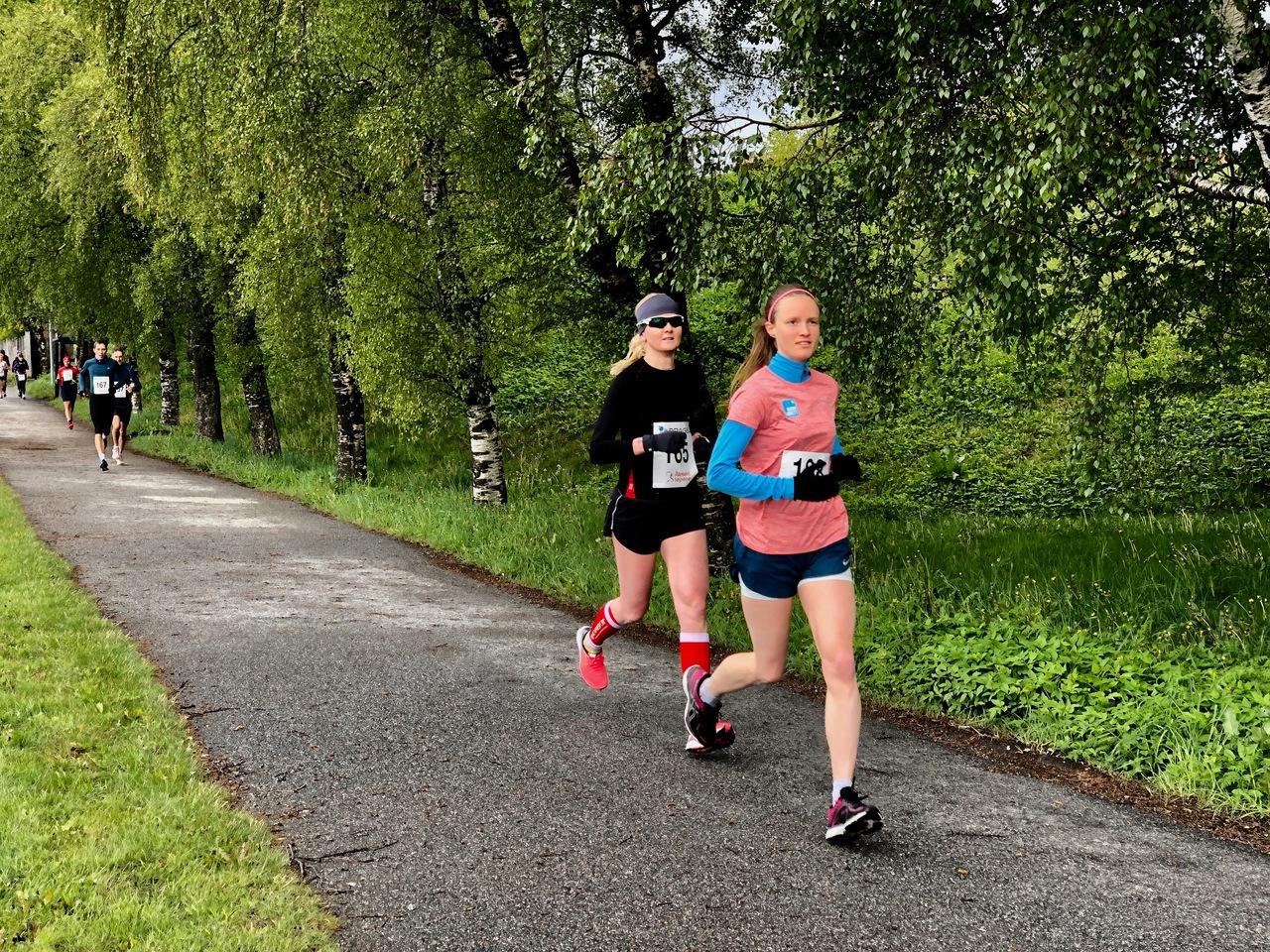 To_beste_kvinner_maraton