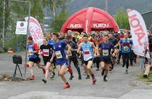 Starten er gått for det 2. løpet i årets Platou Fjellkarusell