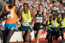 Er det den austafrikanske dominansen - og mangelen på «Galen Rupp-ar» - som gjer at 5000 meteren blir fjerna frå Diamond League-programmet? (Foto: Bjørn Johannessen)