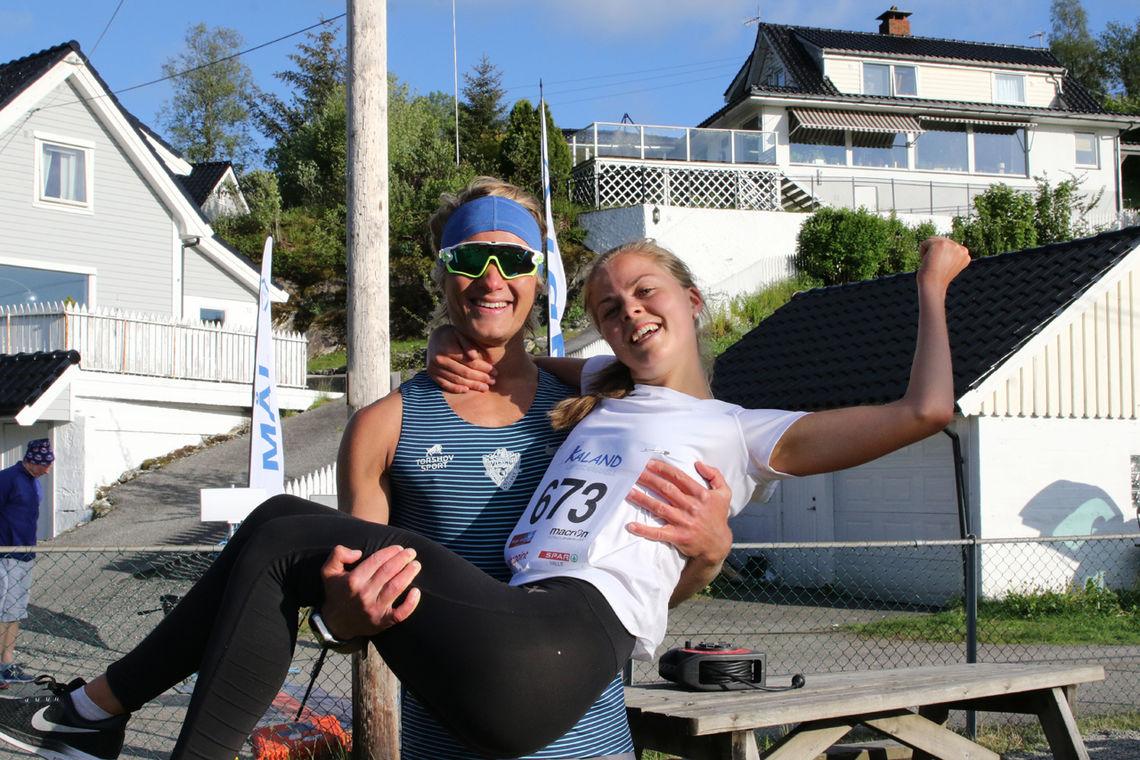 Full pott for Sondre Øvre Helland i Kalands løpskarusell