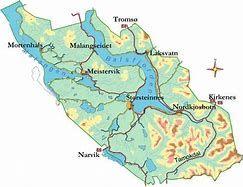 Balsfjord-kart