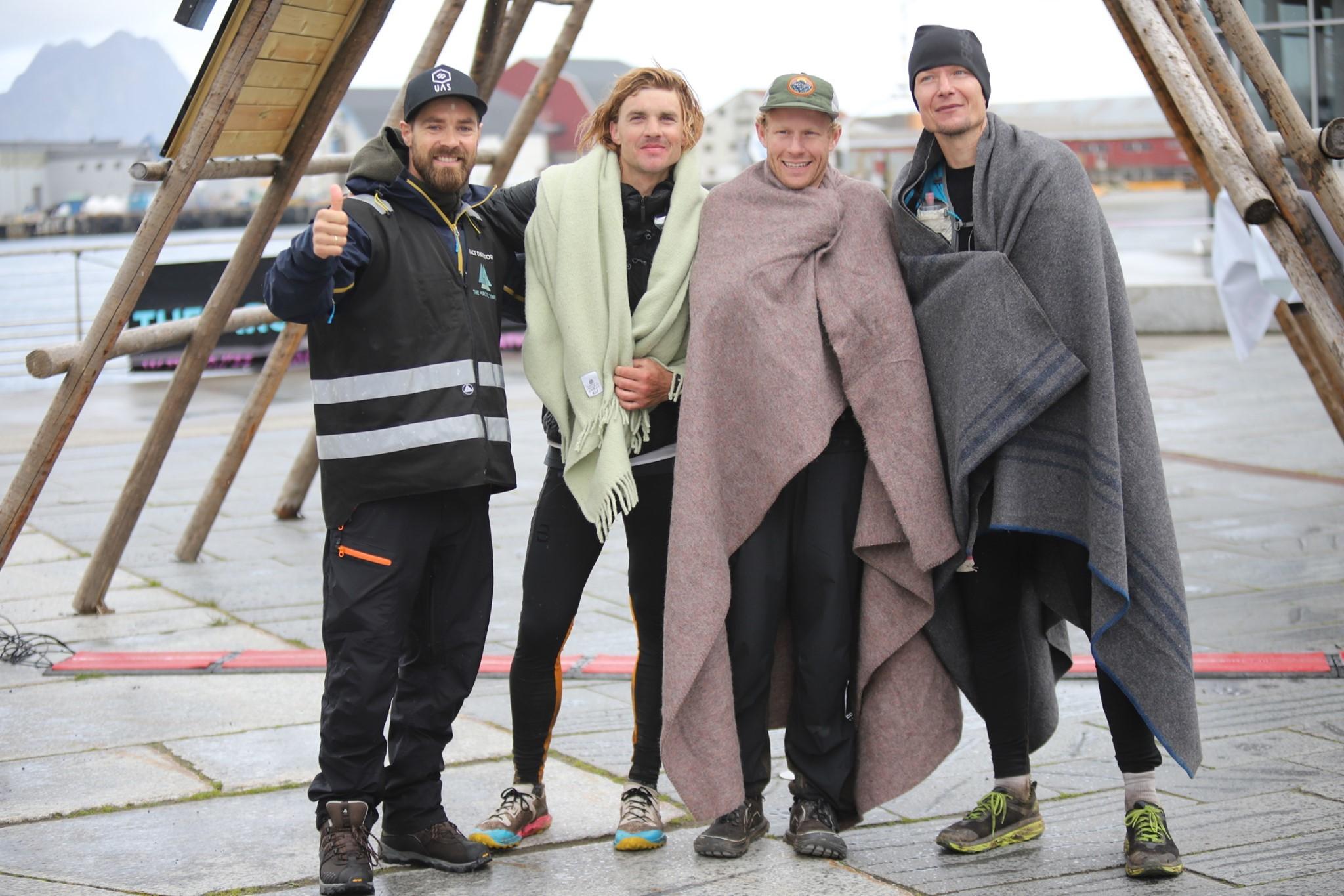 Bare 22 % av de startende fullførte Lofoten Ultra-Trail ...  Bare 22 % av de...
