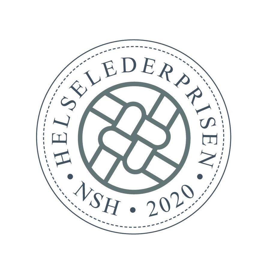 Logo helselederprisen 2020