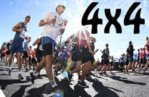 Kan 4x4-trening fungere på både pasienter, utrente og topptrente? (Illustrasjonsfoto: Bjørn Johannessen)