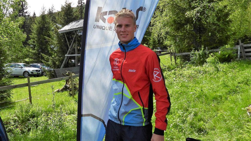 Anders Haga vant H21