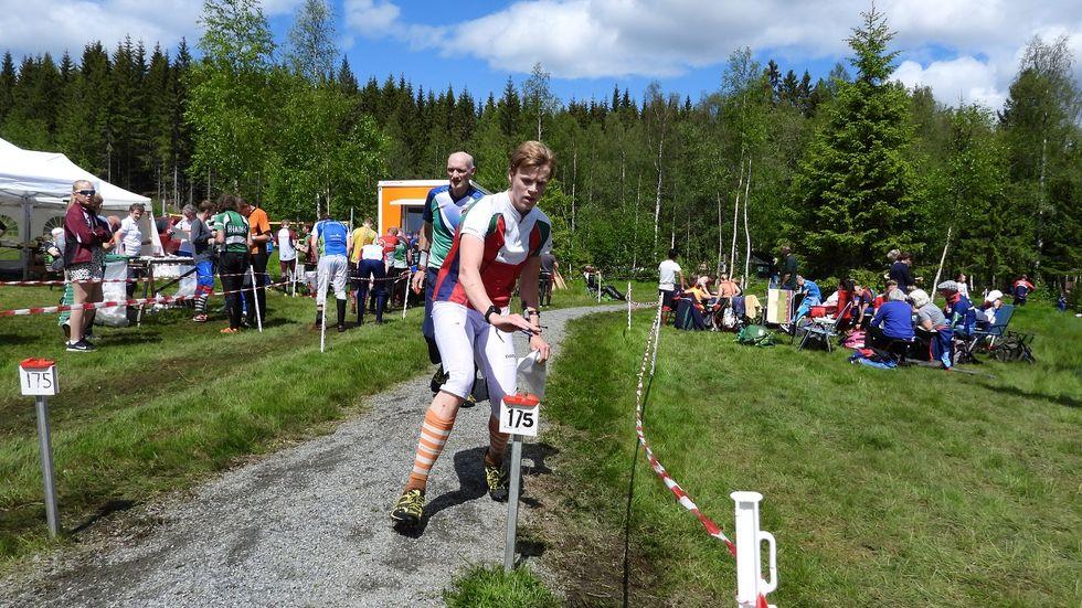 Naal Ellegaard Melby målstempler