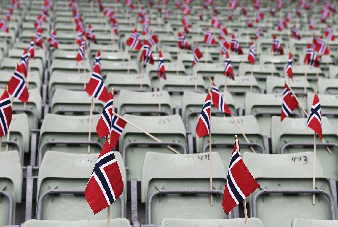 Det blir en form for Bislett Games i år også, men med tomme tribuner. (Foto: Bjørn Johannessen)
