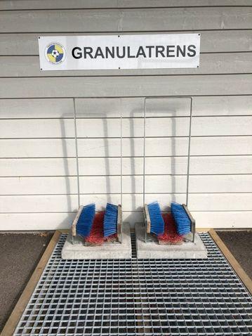 Granulatrens 1