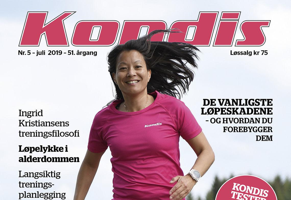 Jeanette Capellen Solvang har funnet seg en hobby som gir henne store opplevelser og mye glede. (Foto: Bjørn Johannessen)