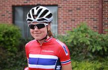 Ingrid Lorvik som har representert Norge i VM, gir her gode tips om hvordan en kan trene de to siste ukene før et viktig sykkelritt. (Per Erik R. Mæhlum/Norges Cykleforbund)