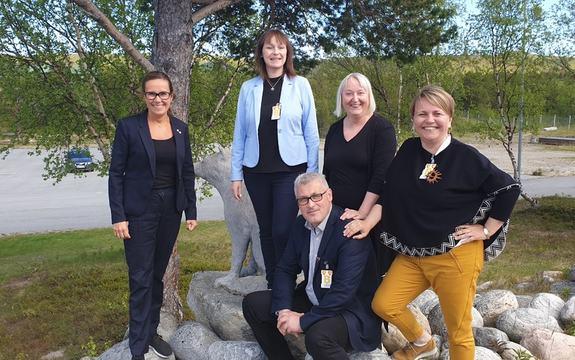 Vest Finnmark regionråd